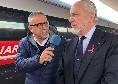 TV Luna - Allenamento, raduno al San Paolo e volo verso Brindisi: il programma del Napoli per il Lecce