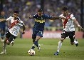 Il Napoli torna su Almendra? Gazzetta: con 15mln De Laurentiis può strapparlo al Boca Juniors