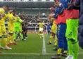 Pellissier lascia il calcio, sarà il nuovo presidente del Chievo: splendido abbraccio con Quagliarella [VIDEO]