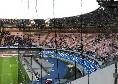 Il San Paolo inizia a cambiare volto: impalcature per i maxischermi e primi sediolini in Curva A [FOTO CN24]