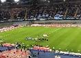 Il Roma - Trend negativo al San Paolo, anche con l'Inter non si arriva a 30mila spettatori