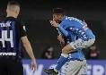 Classifica marcatori storia Napoli, Mertens segna con l'Inter e sale al terzo posto con Sallustro