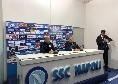 """Inter, Spalletti in conferenza: """"Approccio positivo, poi troppi errori. Icardi fuori? Lautaro viene verso i centrocampisti, mi aspettavo il Napoli in pressing"""" [VIDEO]"""