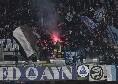 Giudice Sportivo: multa di 10mila euro al Napoli per striscione gravemente offensivo contro i tifosi interisti. Due giornate a Montella