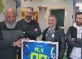 """""""Ci hanno rubato la maglietta di Lavezzi!"""", splendido gesto degli ultras della Curva B al reparto pediatria del Policlinico [VIDEO]"""
