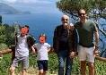 De Laurentiis compie 70 anni, giornata di festeggiamenti a Capri [FOTO]