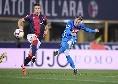 """Napoli ko, Gazzetta: """"Superiore agli avversari, ma l'incantesimo è bolognese! Match psichedelico"""""""