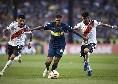 Almendra-Napoli, s'inserisce il Milan con prepotenza: Adl resta in vantaggio