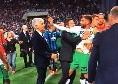 Atalanta-Sassuolo, grande nervosismo nel finale di primo tempo: espulso Berardi! [VIDEO]