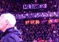 Roma-Parma, omaggio dei tifosi giallorossi: Ranieri si commuove dopo lo striscione della Curva  [VIDEO]