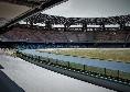 Stadio San Paolo, capitolo convenzione: bozza illustrata all'assessore Borriello: novità sui concerti