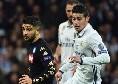 James-Napoli: infortunio ai legamenti per Asensio, il ko cambia le mosse del Real Madrid?