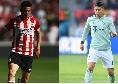 """Koulibaly-Juve, Tuttosport: """"Così De Laurentiis prenderebbe sia Lozano che James per accontentare Ancelotti"""""""