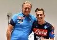 """De Nicola-Napoli, CdM conferma: """"Sarà sostituito dal dott. De Luca. Nello staff di Ancelotti un nuovo preparatore atletico"""""""