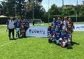 Under 12, il Napoli femminile vince la Danone Nations Cup 2019