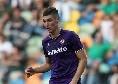 Milenkovic-Napoli, prima offerta ufficiale alla Fiorentina! Gazzetta: affare in standby, a certe cifre De Laurentiis preferisce altro
