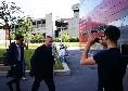Il Milan su Mario Rui e Veretout: l'agente nella sede rossonera [FOTO e VIDEO]