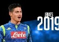 "James Rodriguez al Real Madrid: ""Io vado soltanto al Napoli!"". CorSport: ormai è fatta! De Laurentiis aspetta la fumata bianca"