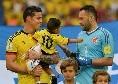 Aveva lasciato il ritiro della Colombia per i problemi del padre, Ospina torna ad allenarsi con i compagni in vista del Cile