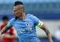 Dalian-Shanghai Shenhua, che gol di Hamsik in apertura: 'frustata' di testa sul secondo palo! [VIDEO]