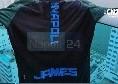 James Rodriguez al Napoli, in Colombia spunta la maglia ed è già in vendita! [FOTO CN24]