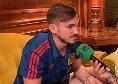 """Fabián: """"A Napoli lavoro personalizzato per mettere massa muscolare, occhio ad Ancelotti quando si arrabbia! Futuro? Penso agli Europei!"""""""