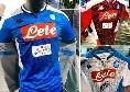 Terza Maglia Napoli, aumenta l'attesa dei tifosi: l'indiscrezione sul colore