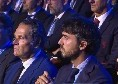 Ssc Napoli, lascia il dirigente Matteo Tagliacarne: andrà a fare il team manager all'Inter