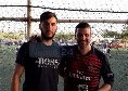Manolas si allena in Grecia aspettando il Napoli, spunta una foto sul tapis roulant! [FOTO]