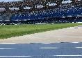 San Paolo quasi ultimato per le Universiadi, il colpo d'occhio è meraviglioso [FOTOGALLERY]