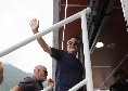 Sorpresa a Carciato, c'è anche De Laurentiis! Il presidente in visita allo store [VIDEO CN24]