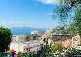 """La compagna di Verdi ha nostalgia di Napoli: """"Ci manca la nostra dolce casa"""" [FOTO]"""