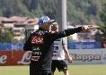 Il Roma - Eppure Ancelotti prepara il Napoli per James: l'indizio