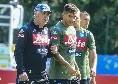 Tuttosport - Ancelotti ha promesso ad Insigne di spostarlo più a sinistra, Lorenzo rimotivato dal colloquio
