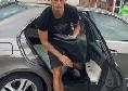 TMW - Parma, Roberto Inglese è arrivato in ritiro [FOTO]