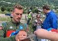 """Dai, quest'anno farai trenta gol"": tifosi in delirio per Arek Milik! [FOTO&VIDEO CN24]"