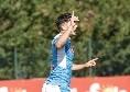 Primo gol in maglia azzurra per Kostas Manolas: incornata del neo difensore del Napoli! [FOTOSEQUENZA CN24]