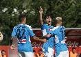 DIRETTA - Napoli-Feralpisalò 1-0 (6'pt Manolas): termina il primo tempo! Decide la rete di Manolas