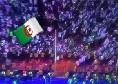 Algeria campione d'Africa, Ghoulam da Dimaro festeggia guardando la gara [FOTO]