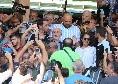 """De Laurentiis fra i tifosi: """"Mercato? Serve pazienza, trattiamo tanti nomi. Ho bisogno di vincere, ma con intelligenza"""" [FOTO & VIDEO CN24]"""