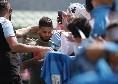 Ritiro Napoli a Dimaro, Repubblica: boom di presenze in questo weekend, previsti 5.000 tifosi