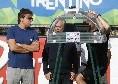 Dimaro, De Laurentiis osserva la macchina infernale: c'è anche Giuntoli! [FOTO CN24]