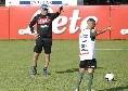 Dimaro, Giorno 16: Carciato come il San Paolo, Ancelotti jr fa da jolly. Scivolata divertente di Hysaj, ADL e Giuntoli con la macchina infernale