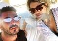 """Icardi-Napoli, un tifoso becca Wanda a Ibiza: """"Portarlo in azzurro? Speriamo!"""". E spunta il gesto clamoroso"""