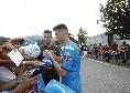 Dimaro, Idasiak sommerso dai tifosi per autografi e selfies! [FOTO&VIDEO CN24]