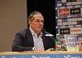"""Formisano: """"Possibilità di cambio utilizzatore, gli abbonati assisteranno gratis agli allenamenti al San Paolo"""""""