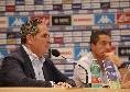 """Allenamenti al San Paolo, Formisano: """"Ancelotti si è reso disponibile, l'ultima volta fu con Benitez"""""""