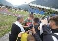 """Dimaro 2019, Zielinski agli autografi. Un tifoso: """"Ti prendo al fantacalcio?"""", pronta la risposta [FOTO e VIDEO CN24]"""