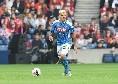 Primo cambio per il Napoli: fuori Zielinski, dentro Gaetano! Esordio in Champions per il giovane azzurro