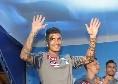 """Di Lorenzo: """"Napoli città bellissima, l'affetto dei tifosi fa piacere. La Champions un sogno, siamo competitivi.  Ancelotti mi chiede una cosa"""""""